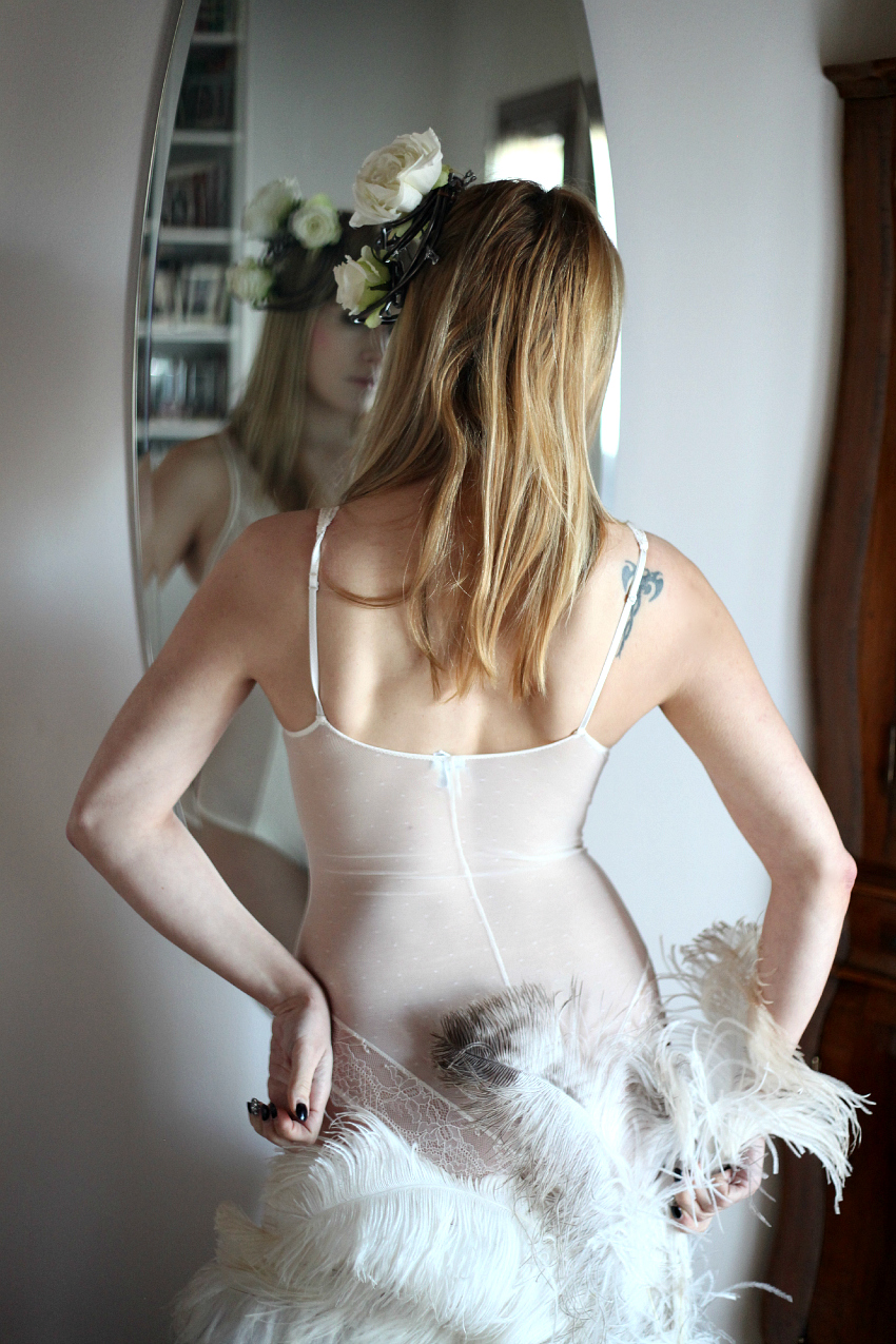 White fairy tale, alessia milanese, thechilicool, fashion blog, fashion blogger, my planet intimo