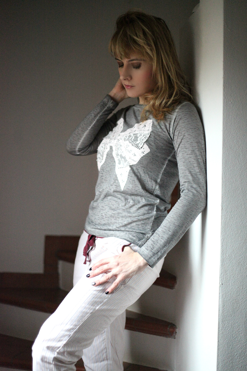 Cuori. Nel petto e sul pigiama., alessia milanese, thechilicool, fashion blog, fashion blogger, myplanet intimo