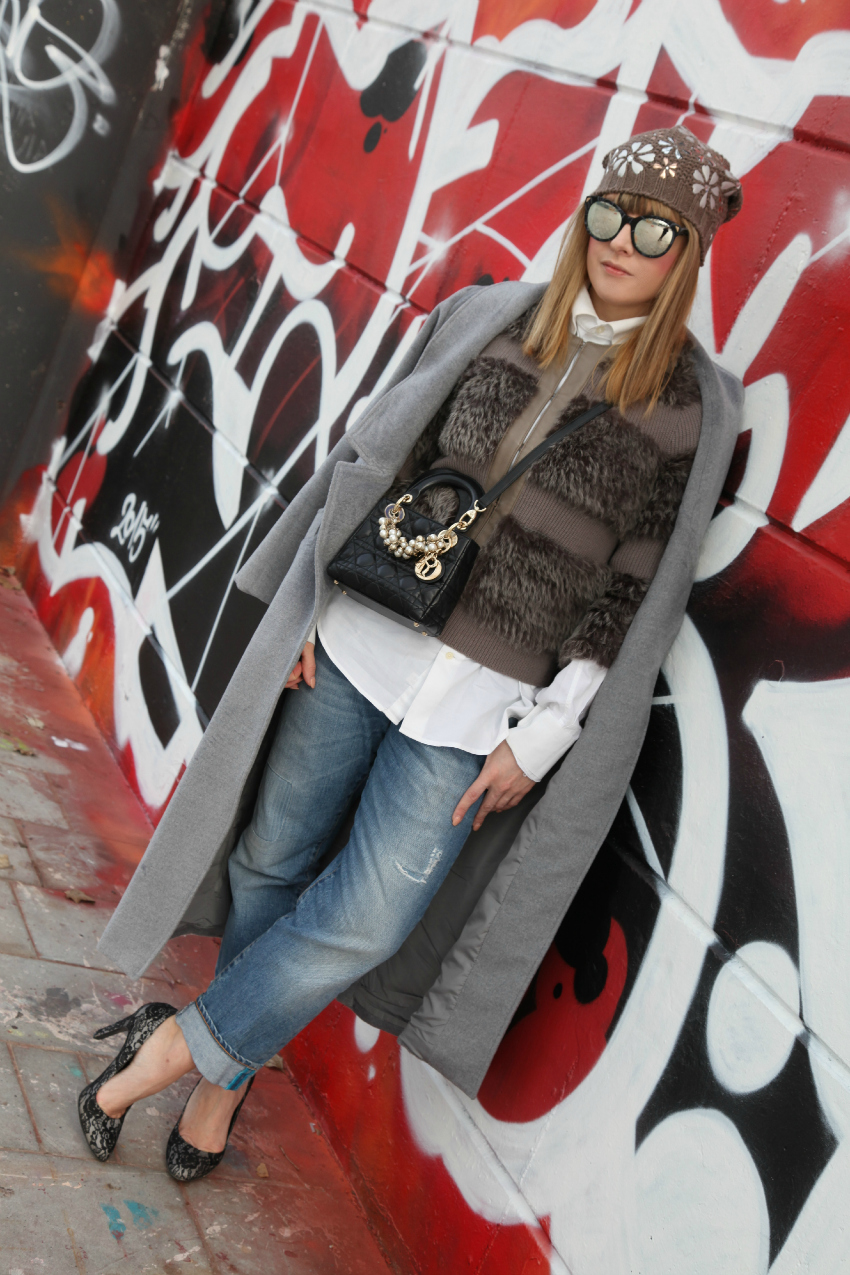 Morning shades, alessia milanese, thechilicool, fashion blog, fashion blogger, lady dior bag