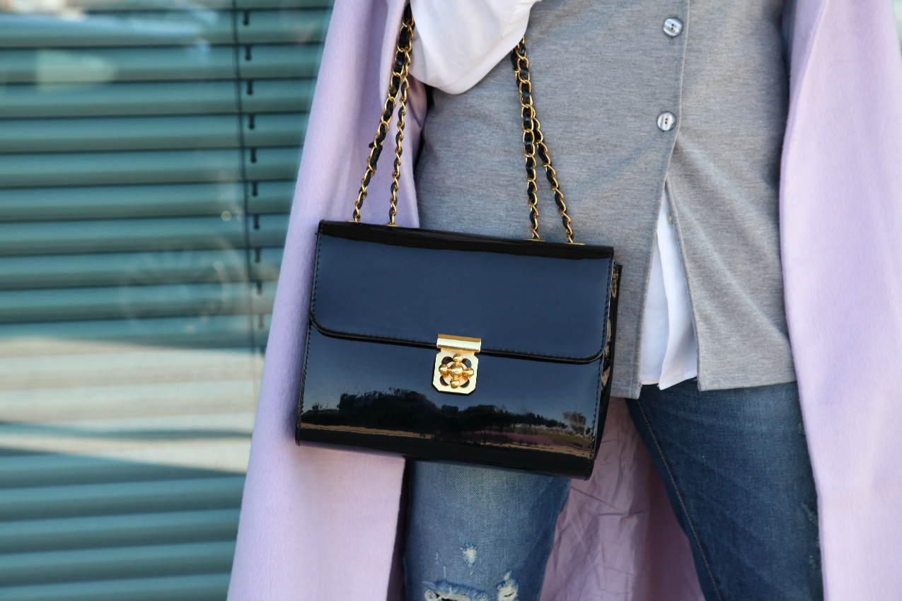 Pink Monday, alessia milanese, thechilicool, fashion blog, fashion blogger, nara camicie gilet
