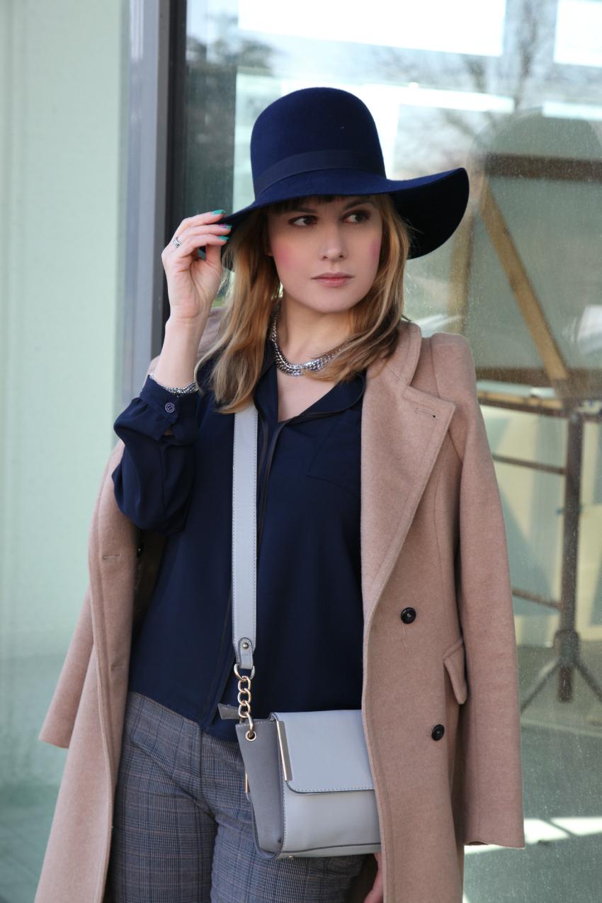 Blu, cammello ed il potere dei desideri, alessia milanese, thechilicool, fashion blog, fashion blogger, zuiki