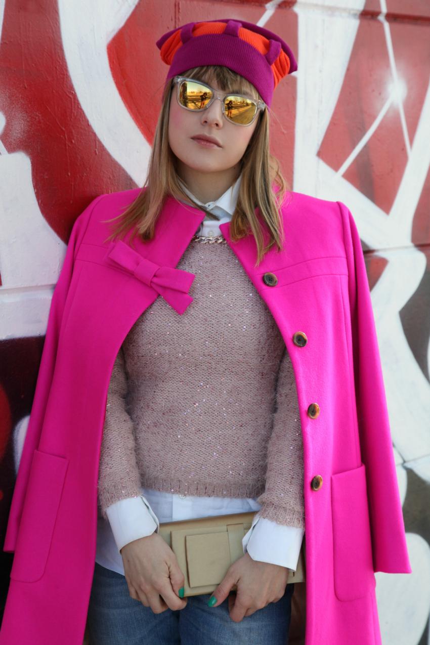 Rosa, intenti e strade da percorrere, alessia milanese, thechilicool, fashion blog, fashion blogger, j crew coat