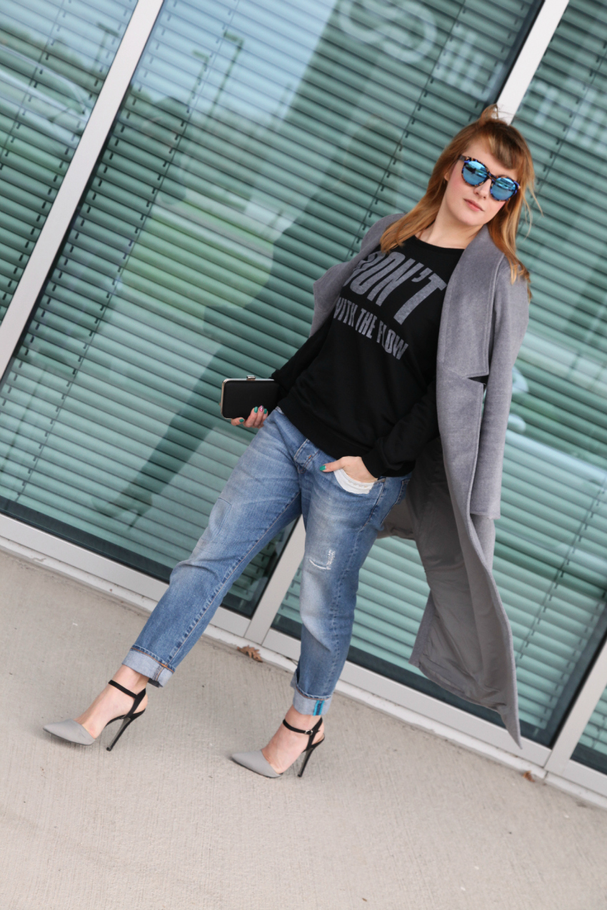 Casual wednesday - Don't go with the flow, alessia milanese, thechilicool, fashion blog, fashion blogger, tata italia