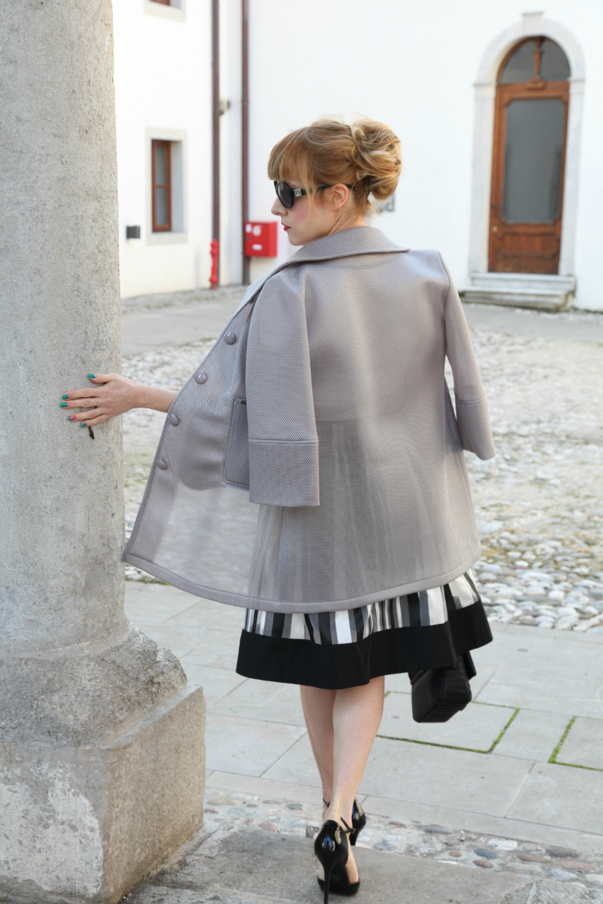 Striped spring, alessia milanese, thechilicool, fashion blog, fashion blogger, risskio collezione primavera estate 2015