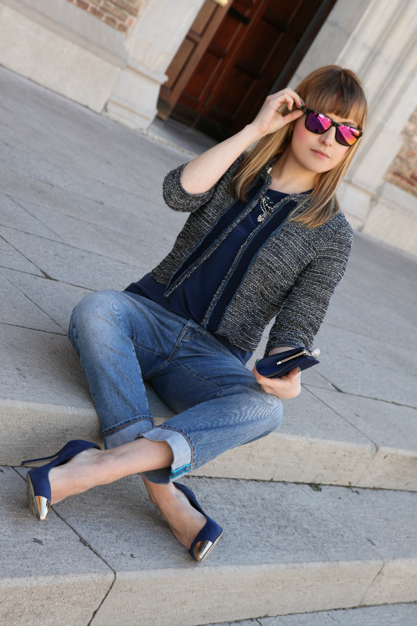 blue thursday, alessia milanese, thechilicool, fashion blog, fashion blogger, adele 1961